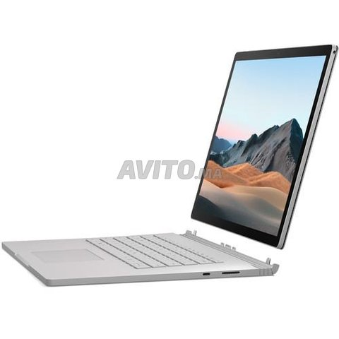Microsoft Surface Book 3 . 15 inch . 10th Gen  - 1
