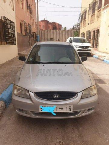 Voiture Hyundai Accent 2006 à berrechid  Diesel  - 6 chevaux