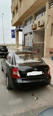 Voiture Hyundai Accent 2007 à el-jadida  Essence  - 8 chevaux