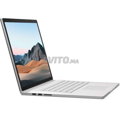 Microsoft Surface Book 3 . 15 inch . 10th Gen  - 6