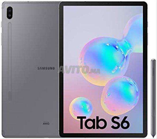 Samsung TAB S6 LTE 4G 6GB 128Go - 2