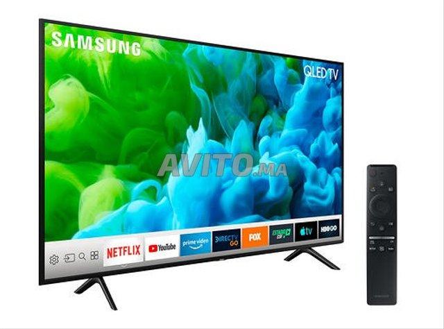 Samsung 75'' qled tv smart uhd 4k promotion 2020 - 2