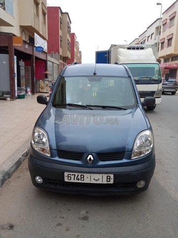 Voiture Renault Kangoo 2004 à el-jadida  Diesel  - 7 chevaux