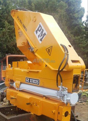 Grue PM 25003      12 tonne - 3