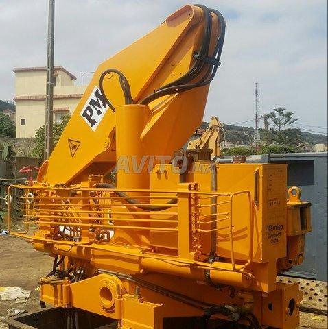 Grue PM 25003      12 tonne - 1