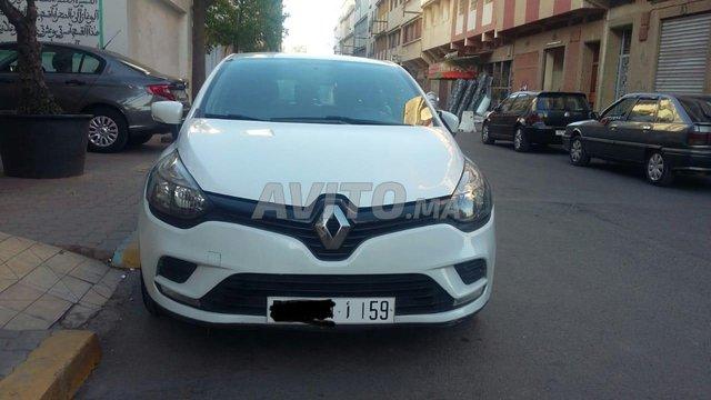 Voiture Renault Clio 2016 à safi  Diesel