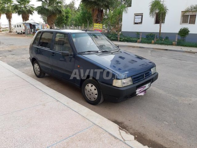 Voiture Fiat Uno 1998 à casablanca  Essence  - 6 chevaux