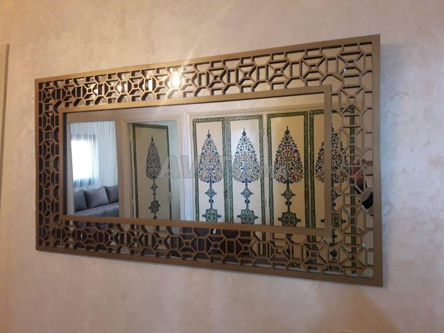 Miroir salon pour salon ou séjour - 6