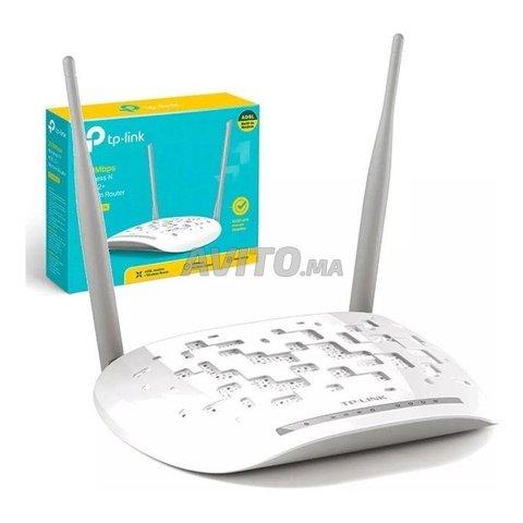 Routeur tp-link TD-W8961N adsl/Wi-FI - 1