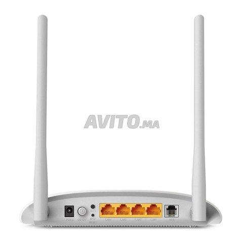 Routeur tp-link TD-W8961N adsl/Wi-FI - 2