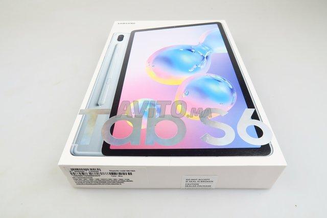 Samsung TAB S6 LTE 4G 6GB 128Go - 1