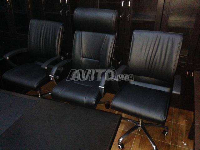 Ehf 6000 ensemble chaises pour bureau - 2