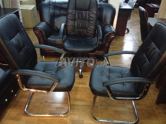 Ehf 6000 ensemble chaises pour bureau - 4