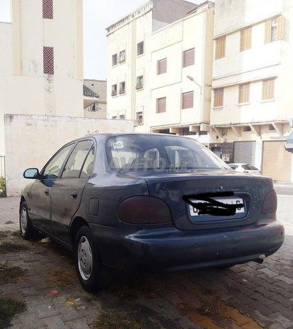 Voiture Hyundai Accent 1996 à casablanca  Essence  - 8 chevaux