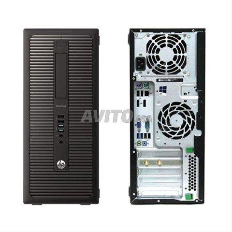 HP ElieDesk 800 MT i7 Gen 4 Ram 8GB HDD 500GB  - 1