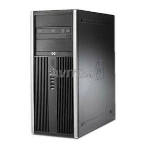 Core i7 Les HP Compaq Elite 8300 CMT Ram 8 DD 250 - 1
