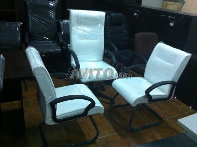 Ehf 6000 ensemble chaises pour bureau - 1