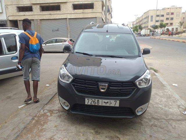 Voiture Dacia Dokker 2018 à casablanca  Diesel  - 7 chevaux
