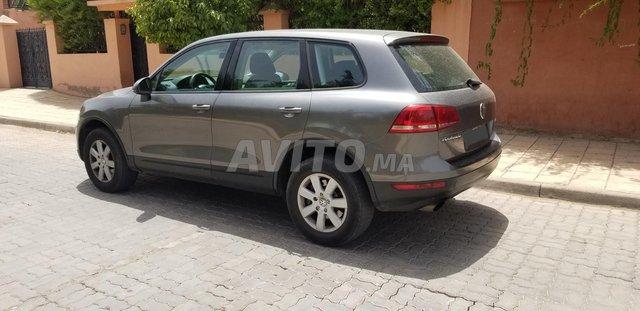 Voiture Volkswagen Touareg 2012 à marrakech  Diesel  - 12 chevaux