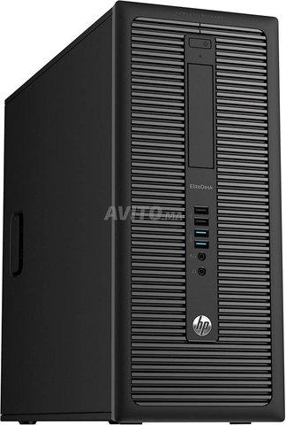 HP ElieDesk 800 MT i7 Gen 4 Ram 8GB HDD 500GB  - 2
