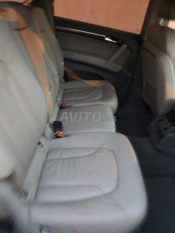 Voiture Audi Q7 2007 à marrakech  Diesel  - 12 chevaux