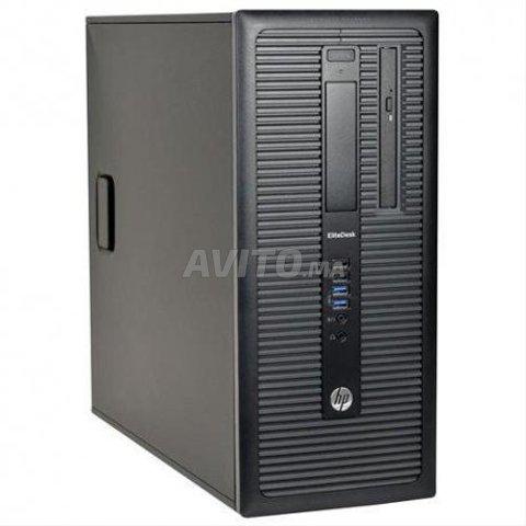 HP ElieDesk 800 MT i7 Gen 4 Ram 8GB HDD 500GB  - 3