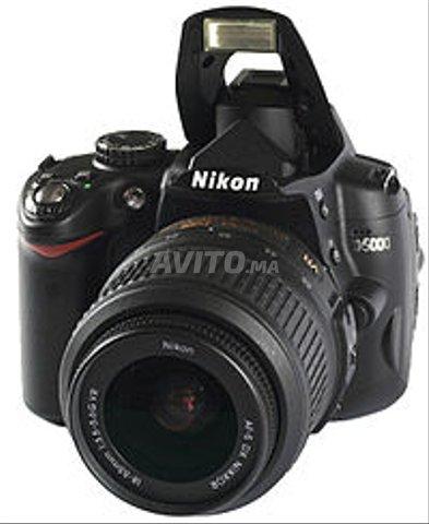 Nikon D5000 NEUF sous emballage - 3