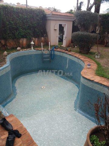 Villa piscine 450m2 Californie résidence fermée  - 6