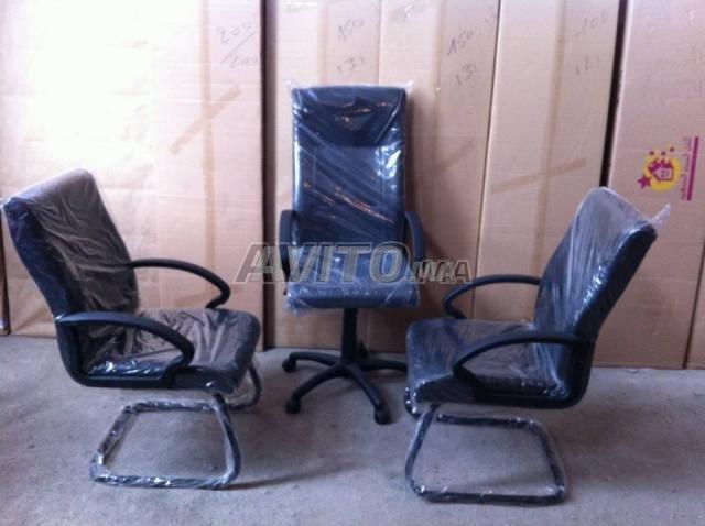 Ehf 6000 ensemble chaises pour bureau - 3