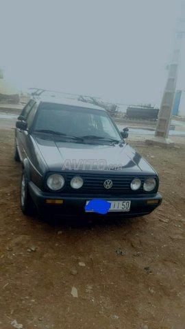 Voiture Volkswagen Golf 2 1991 à khénifra  Diesel  - 7 chevaux
