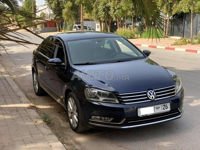 Voiture Volkswagen Passat 2013 à settat  Diesel  - 8 chevaux