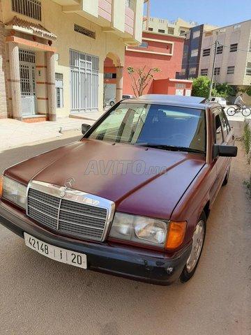 Voiture Mercedes benz R190 1993 à meknès  Diesel  - 8 chevaux
