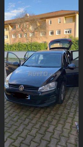 Voiture Volkswagen Golf 7 2015 à casablanca  Diesel  - 20 chevaux