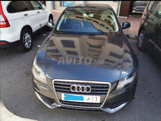 Voiture Audi A4 2012 à rabat  Diesel  - 8 chevaux