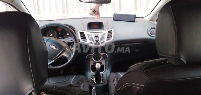 Voiture Ford Fiesta 2010 à khouribga  Diesel  - 6 chevaux
