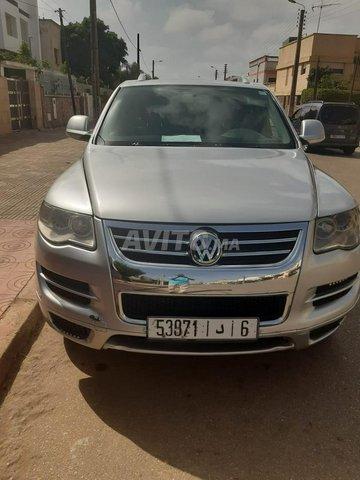 Voiture Volkswagen Touareg 2010 à salé  Diesel