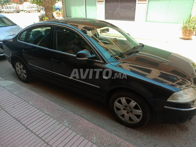 Voiture Volkswagen Passat 2003 à casablanca  Diesel  - 8 chevaux