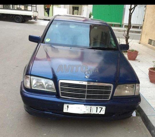 Voiture Mercedes benz Classe c 2000 à meknès  Diesel  - 9 chevaux