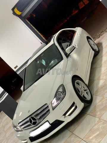 Voiture Mercedes benz Classe c 2012 à nador  Diesel