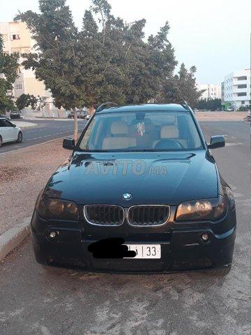 Voiture Bmw X3 2006 à agadir  Diesel  - 8 chevaux