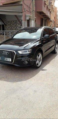 Voiture Audi Q3 2014 à agadir  Diesel  - 8 chevaux