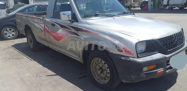 Voiture Mitsubishi Pick up 2004 à marrakech  Diesel