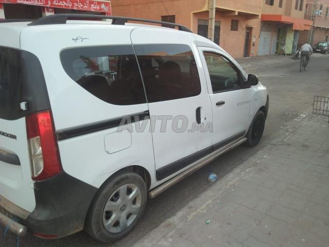 Voiture Dacia Dokker 2014 à marrakech  Diesel  - 7 chevaux