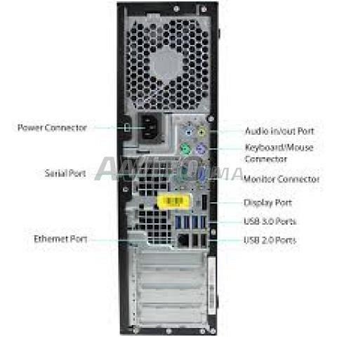 Core i5 HP 3éme génération 3.20Ghz 4Go 500Go MK - 2