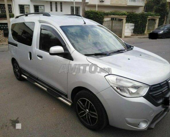 Voiture Dacia Dokker 2017 à tanger  Diesel