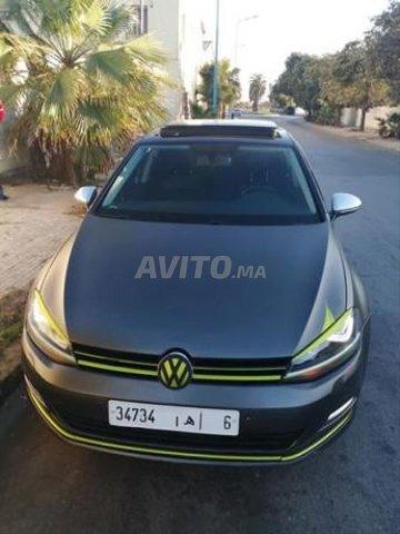 Voiture Volkswagen Golf 7 2016 à kénitra  Diesel  - 6 chevaux