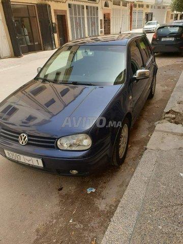 Voiture Volkswagen Golf 4 2000 à taza  Diesel  - 8 chevaux