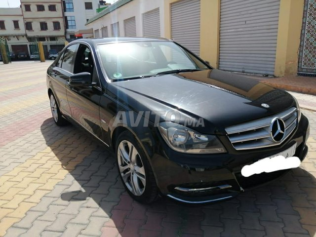 Voiture Mercedes benz Classe c 2011 à casablanca  Diesel