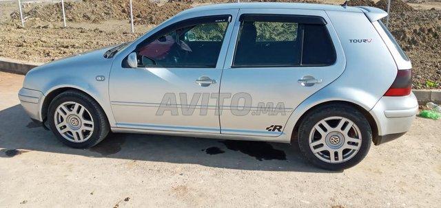 Voiture Volkswagen Golf 4 2000 à tanger  Diesel  - 8 chevaux