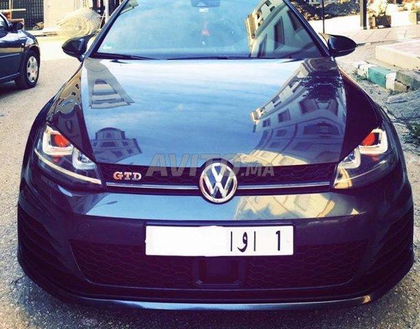 Voiture Volkswagen Golf 7 2014 à tanger  Diesel  - 8 chevaux
